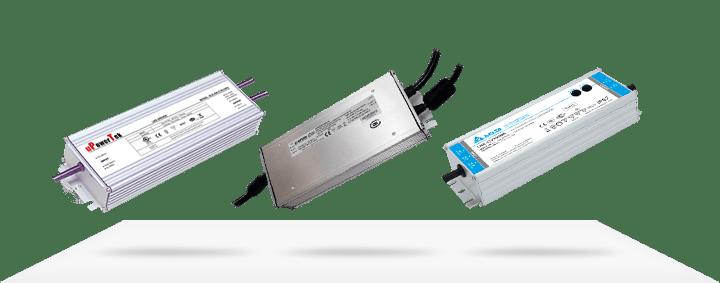 Beispiele von LED-Netzteilen für eine optimale LED-Pflanzenbeleuchtung mit IP-Schutz