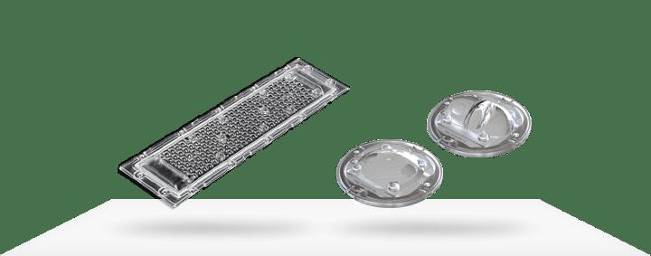 Silikon LED-Optiken für eine effizientere LED-Pflanzenbeleuchtung